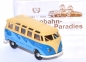 Preview: VW T1 Panoramabus Samba Seebad Cuxhaven