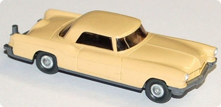 Ford Continental hellbeige