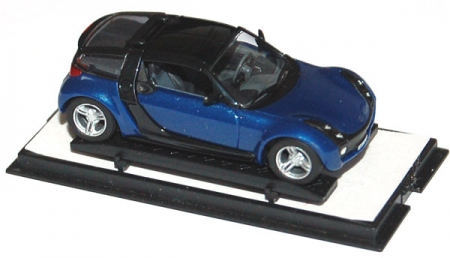 Smart Roadster Coupe CMD 49355 blau