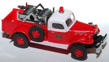 Dodge Power Wagon Fire Fighter