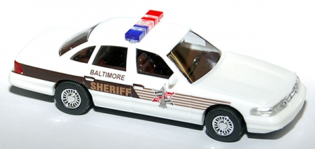 Ford Crown Victoria Sheriff Baltimore