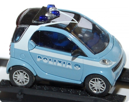 Smart City Coupé Polizei Italien 48914