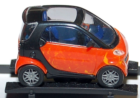 Smart City Coupe aqua-orange 48901