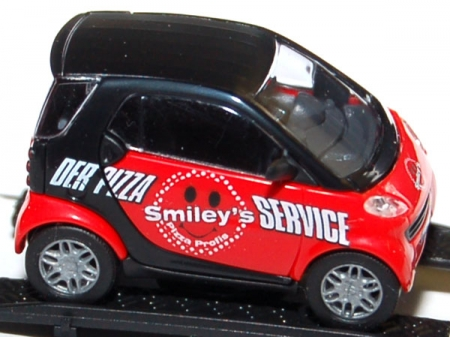 Smart City Coupe Smiley´s Pizza-Service 48927
