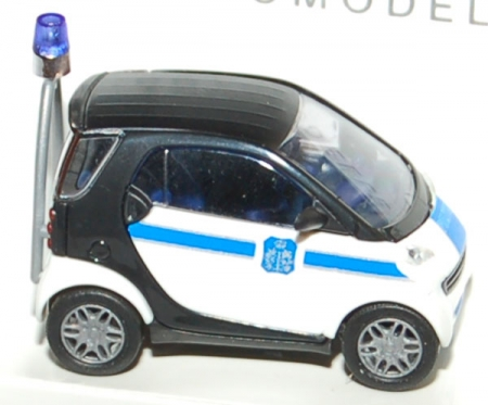 Smart City Coupe Belgische Polizei 48909