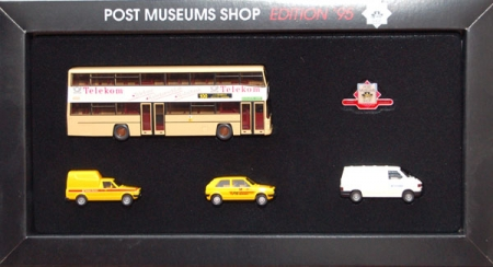 Post Museums Shop Edition 1995