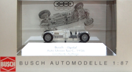 Auto Union Typ C, 1936 Crystal 46905