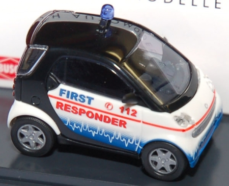 Smart City Coupe First Responder 48939