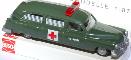 Cadillac ´54 US-Army Ambulance 43464