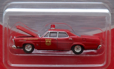 Ford `67 Custom 500 Fire Chief Feuerwehr