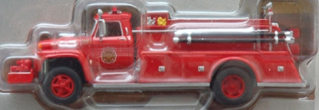 Ford F-850 Pumper Engine No. 901 Orchardville Feuerwehr