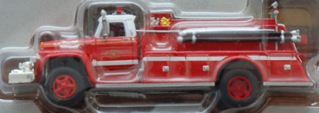 Ford F-850 Pumper Engine San Francisco Feuerwehr