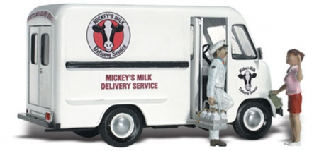 Mickey´s Milk Delivery