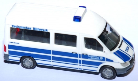 Mercedes-Benz Sprinter Bus THW Seligenstadt