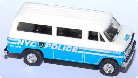 Chevrolet Police NYCP