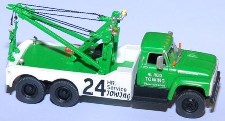 Ford F-850 Tow Truck Al Reid Towing