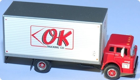 Ford C Van OK Trucking Co.