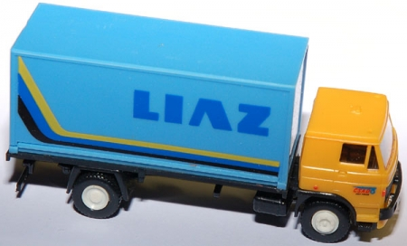 Liaz Container-LKW 20 ft. CSAD