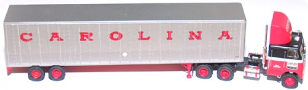Freightliner w/48' Wedge Trailer, Carolina