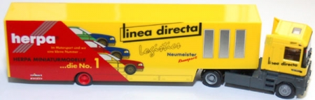 Renault AE 500 Magnum RenntransportSzg Neumeister-Team, Linea Di