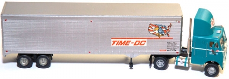 Time-DC 40` Trailer & Freightliner
