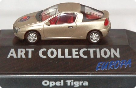 Opel Tigra Art Collection Europa