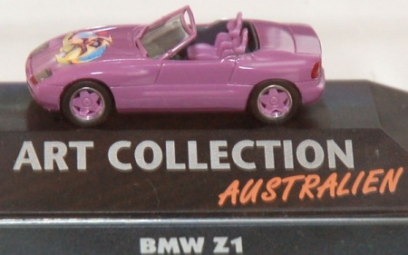 BMW Z1 Art Collection Australien