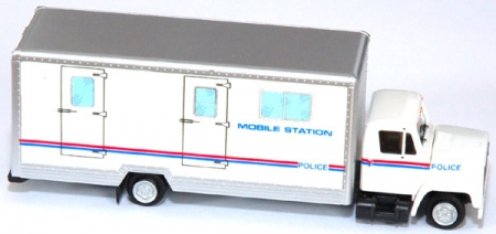 International Mobile Station Police weiß