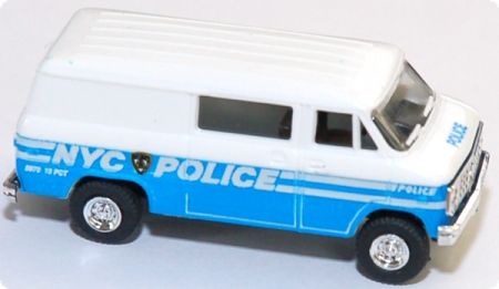 Chevrolet Police NYCP Van