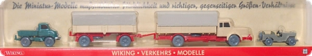 Wiking-Verkehrs-Modelle Nr. 7 Post Museums Shop