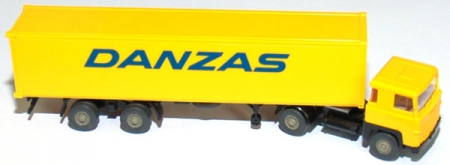 Scania 111 LB Containersattelzug Danzas