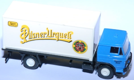 Liaz Container-LKW 20 ft. Pilsner Urquell