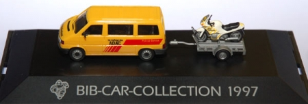 Michelin BIB-Car-Collection 1996 VW T4 Bus ADAC Pick-up-Service