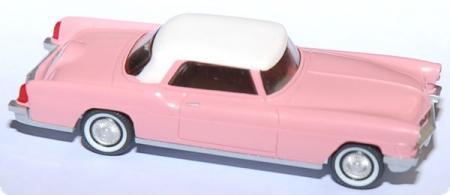 Ford Continental rosa
