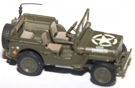 Willys Jeep U.S. Army