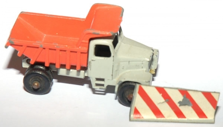 16C Scammell Snow Plough