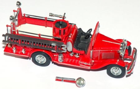 YFE09 Ford AA Open Cab Fire Engine Feuerwehr 1932