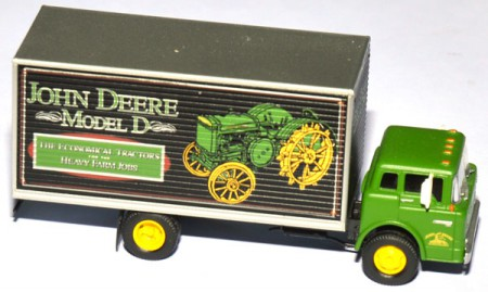 Ford C Box Van John Deere