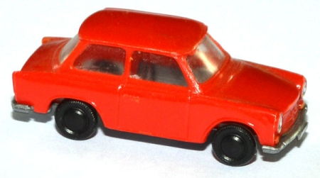 Trabant 601 S Limousine rot