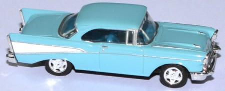 Chevrolt Bel Air ´57 Sport Coupe blau