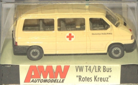 VW T4 Bus Caravelle DRK cremeweiß