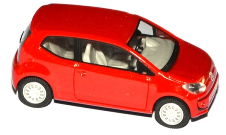 VW UP! rot
