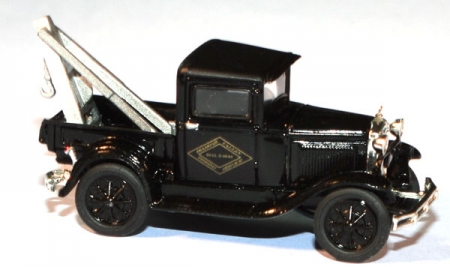 Ford Model A Tow Truck Diamond Valley schwarz