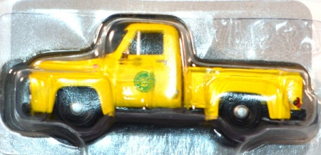 Ford F-100 1955 Pickup Truck Valley Growers gelb