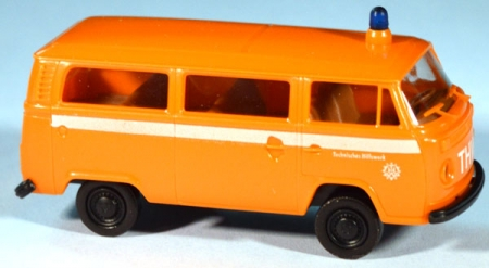 VW T2 Bus THW orange