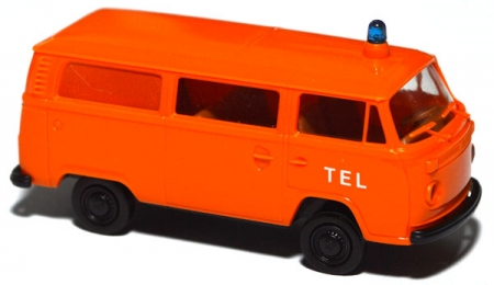 VW T2 Bus MTW TEL orange