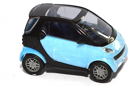 Smart City Coupe blau