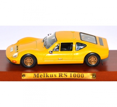Melkus RS 1000 Sportcoupe gelb