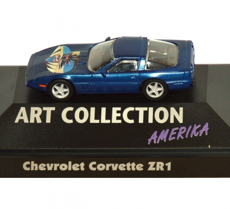 Chevrolet Corvette ZR1 Art Collection Amerika