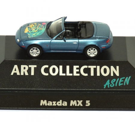 Mazda MX 5 Cabriolet Art Collection Asien